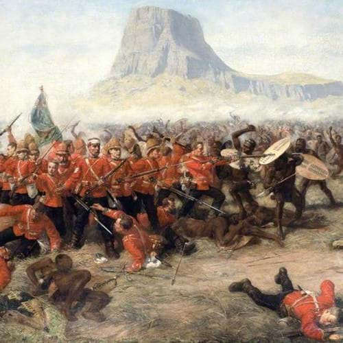 The Zulu Wars Battles of Isandlwana and Rorke's Drift 1879