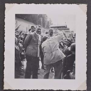Historic Original Photograph Album Belonging to Eva Braun