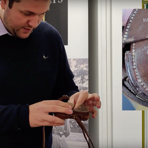 Video: Unboxing a World War One Militaria Consignment