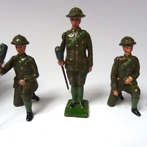 Fine Toy Soldiers Tuesday 1st December 2020 - Newsletter 16