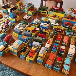 Two Exciting Toy Collections Being Auctioned 2021
